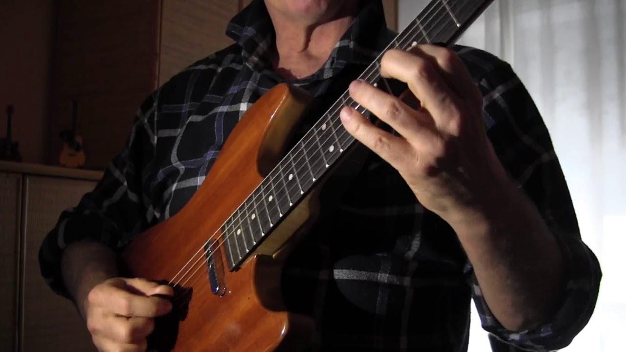 Take the A Train - Jazz guitar midi