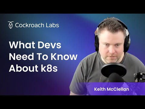The Cockroach Hour: Kubernetes, StatefulSets & Databases