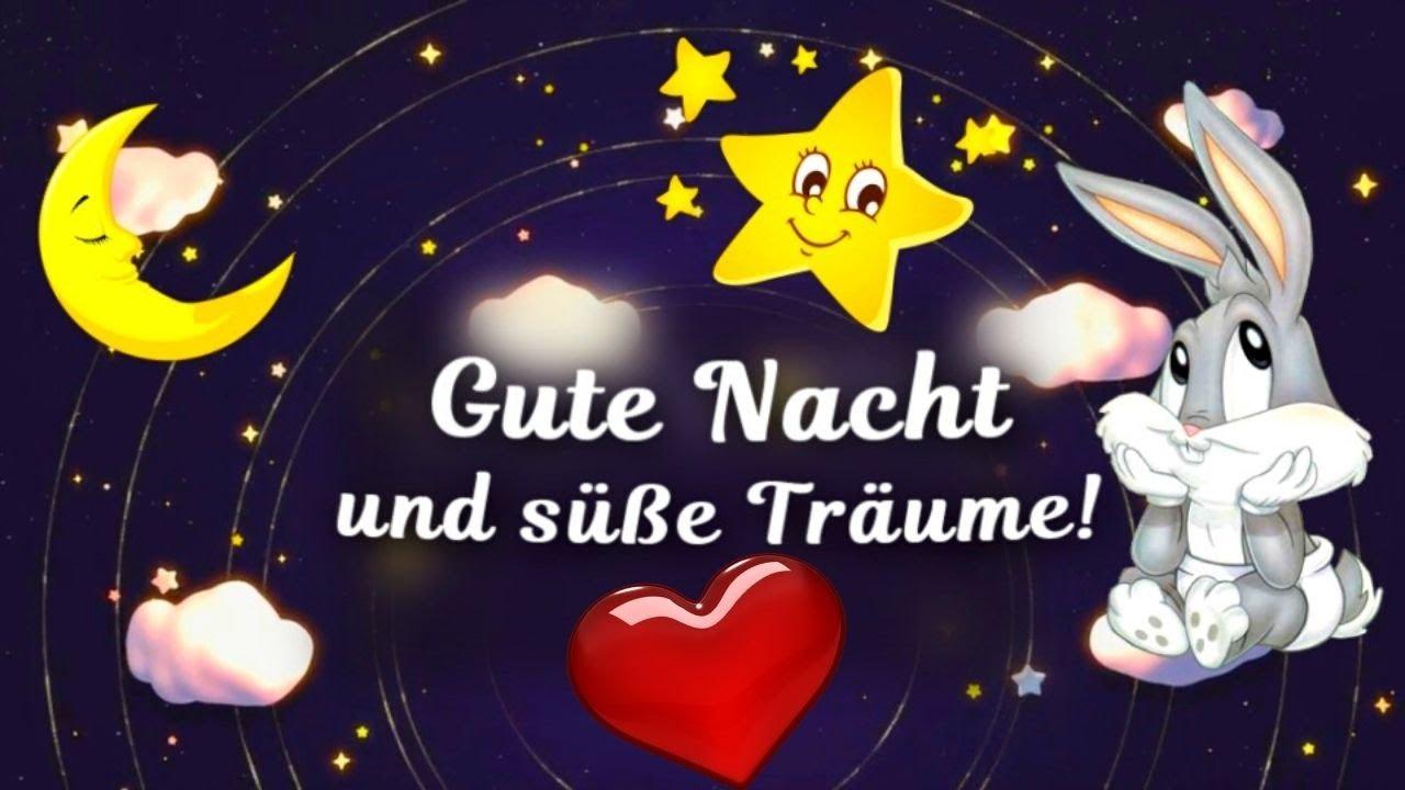 Whatsapp süße gute nacht Süße Gute