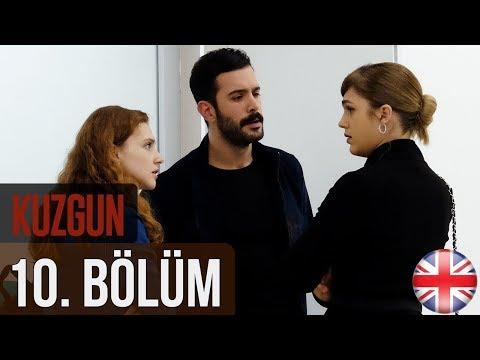 Kuzgun (The Raven) - Episode 10  English Subtitles HD