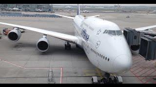 Lufthansa LH716 Frankfurt to Tokyo Haneda *Full Flight*