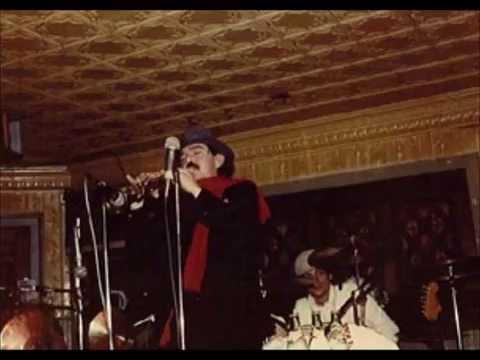 Captain Beefheart & The Magic Band - Live at the Paradise Club, Boston 12/05/80