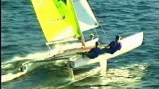 Tornado Catamaran - Bundock and Forbes promo