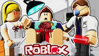 DIABOLICAL HOSPITAL ESCAPE!!! 😱 ROBLOX #11 ? Roblox Escape The Evil Hospital Obby English