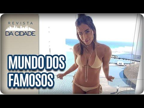 Anitta, Israel Novaes e Neymar e Bruna Marquezine- Revista da Cidade (13/01/17)