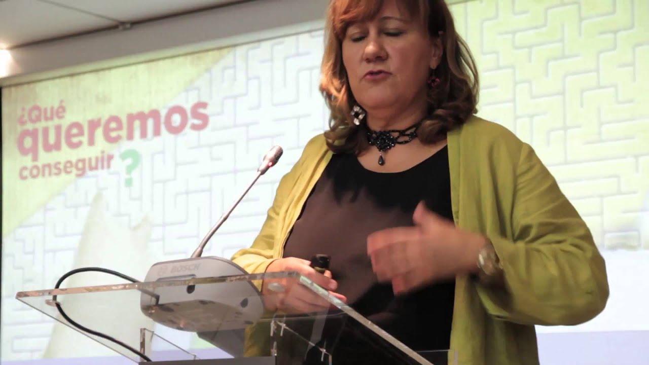 La Europa Excelente. Ponente Maria Hernandez Fuentes