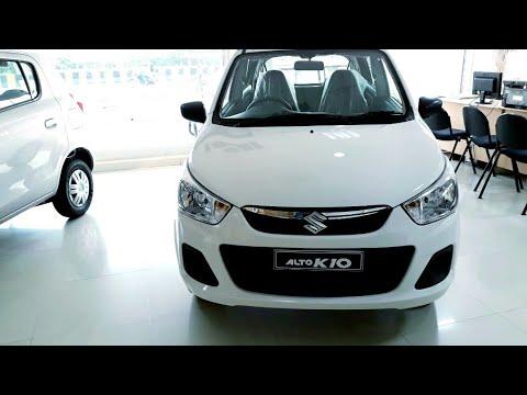2018 Maruthi Alto K10 detailed review