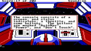 Let's Play Space Quest 1: The Sarien Encounter [Part 1]