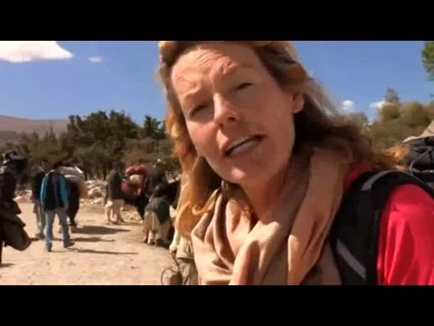 Wild Shepherdess with Kate Humble 1of3 Afghanistan