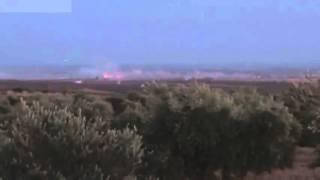 россия показала на деле Ураган и солнцепек в Сирии