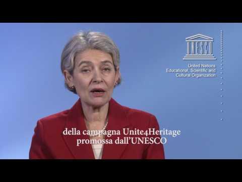 UNESCO Director General Irina Bokova address to UNESCOgiovani (SUB-ITA)
