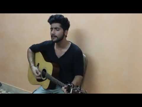 Ek villain Galiyan Guitar cover by Mayank Maurya