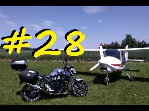 Český Motovlog #28 - ,,Nejezdím rychle, jen lítám příliš nízko,,