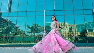 Beautiful Bangalore Engagement | Santhosh & Sindhu | ISWARYA PHOTOS
