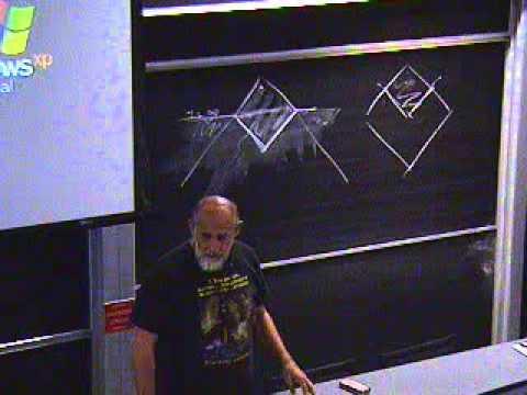 Black Holes & Holography Mini Course - Lecture 7