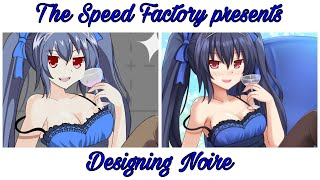 The Speed Factory presents: Designing Noire (The Crew 2)