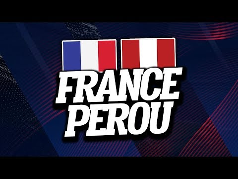 🔴 DIRECT / LIVE : FRANCE - PEROU // Club House