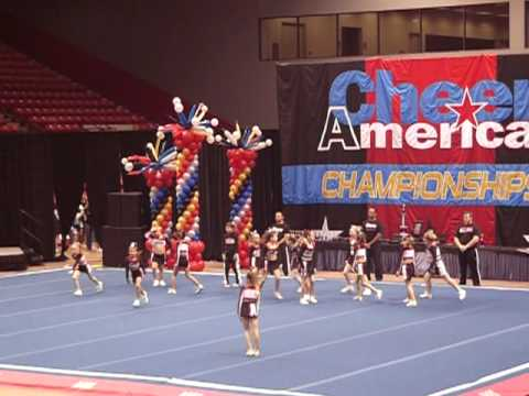 Infinity Cheer - Level 2 - Energy - Cheer America Nationals - Houston