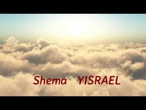 SHEMA ISRAEL  -  Devarin  6 ; 4  Poderosa Declaracion YHVH Es Unicidad