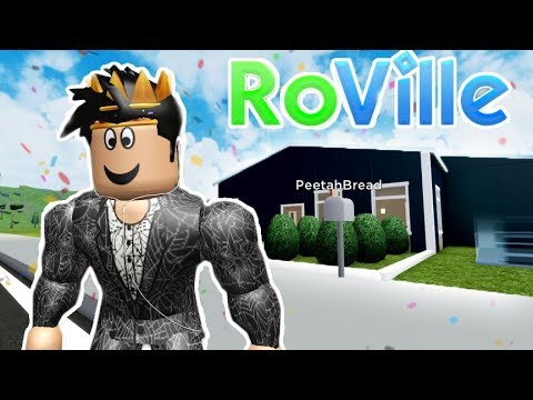Exploring An Exciting Game Like Bloxburg And Sims Roville Beta