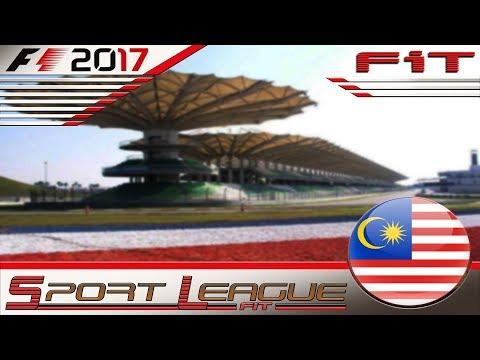 Sport League F1 2017 #15 GP Malesia Kuala Lumpur 12.02.18 - Live Streaming 1080p