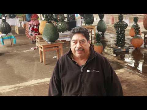 Radio Ocumicho comenta acerca de las artesanías de la región, Cotidiano399