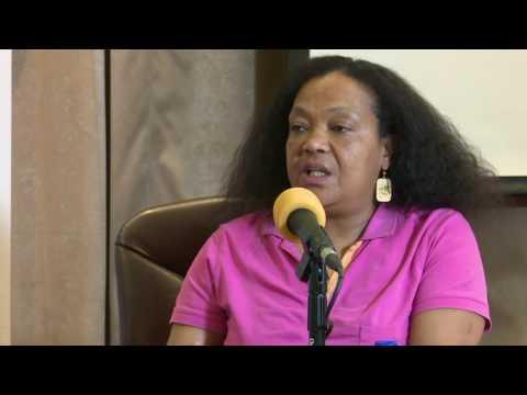 Gauteng Legislature Pre SOPA