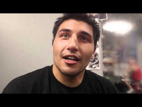 Rodney Hernandez looking to get rematch of...