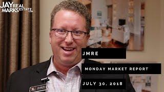 Monday Market Report: Flower Mound, TX {7.30.18}