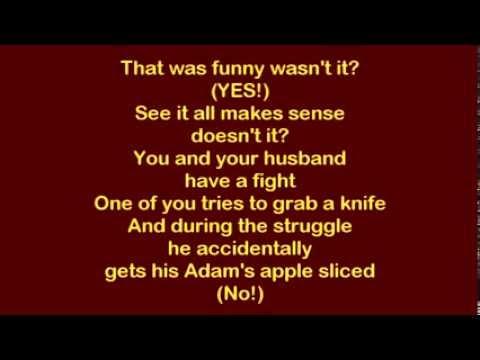 Eminem  Kim HQ Lyrics