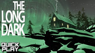 The Long Dark Gameplay - Beautiful Survival Game in Early Access Alpha (Quick Play)