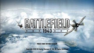 Battlefield 1943 PS3 Gameplay (April 2018)