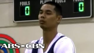 Japeth Aguilar drafted in NBA D-League