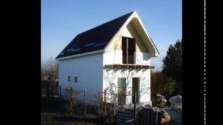 Строительство дома 100 м2 из пеноблоков своими руками(Строительство дома 100 м2 из пеноблоков своими руками., 2016-01-30T08:56:20.000Z)