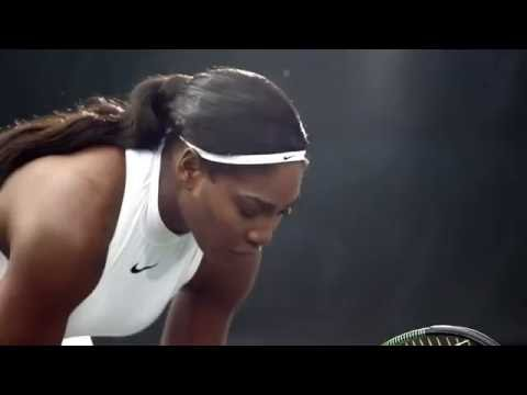 Serena Williams Nike Tennis Commercial This Is Unlimited Serena Hd Youtube