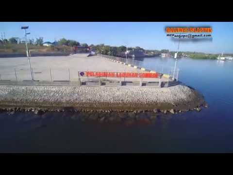 Baling2Plastik - Public port development and coastal area of Labuhan Lombok - Yuneec Q500