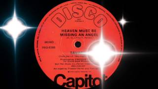 Tavares - Heaven Must Be Missing An Angel (Capitol Records 1976)