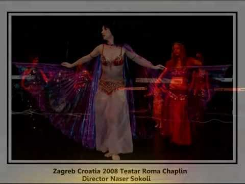 Teatar Roma Chaplin 2008 Zagreb