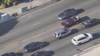 04/24/19: Car Chase Crashes through Fence