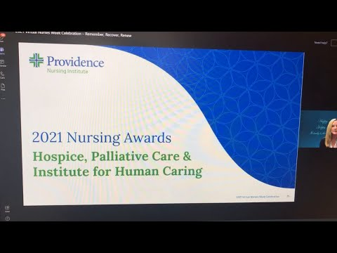 2021 Nursing Awards