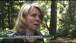 Reportage RTI Hilversum: Geur-, kunst- en blindenroute in Pinetum