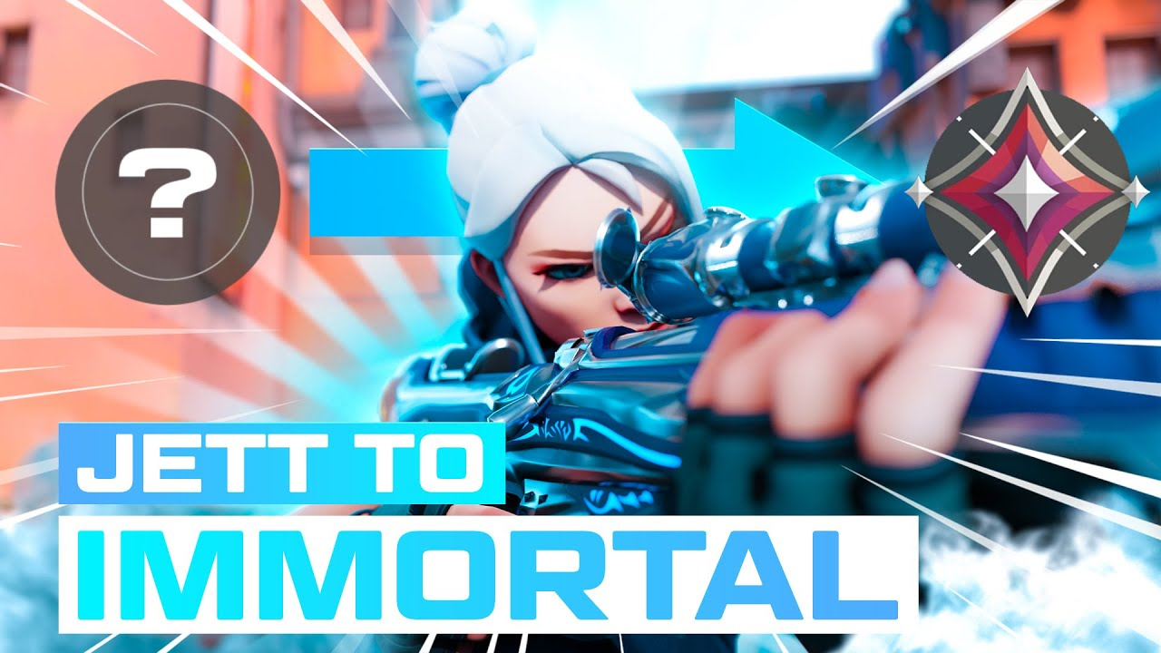 """JETT TO IMMORTAL 3 