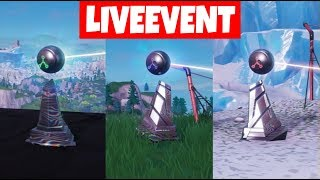 Fortnite LIVE LOOT LAKE RUNEN LASER EVENT | LOOT LAKE IT HAPPENS NOW!!