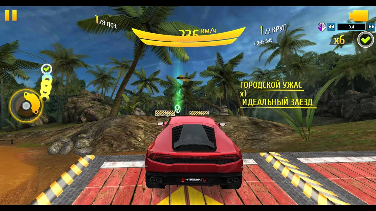 test 26 lab 3 r d lamborghini huracan asphalt 8 airborne android. Black Bedroom Furniture Sets. Home Design Ideas