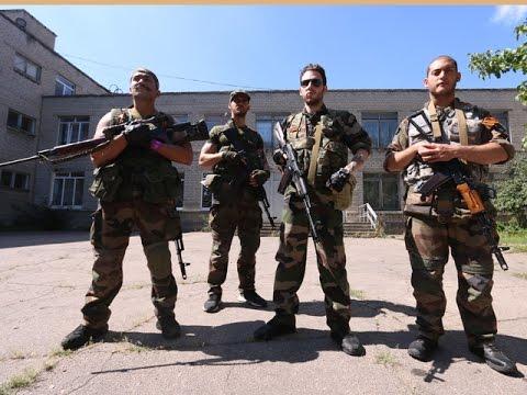 Французские военные встали