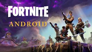 Fortnite Mobile Android APK Leaked + SAMSUNG NOTE 9 RELEASED