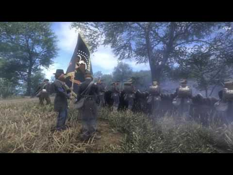 War of Rights - Union - Skirmish -  Commanding a Union Battle Line and Mass Bayonet Charges
