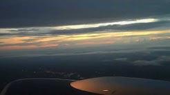 HD DELTA ATL-JAX - Boeing 757 Flight - Vol Boeing 757 Atlanta- Jacksonville