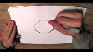 How to Draw an Octagon