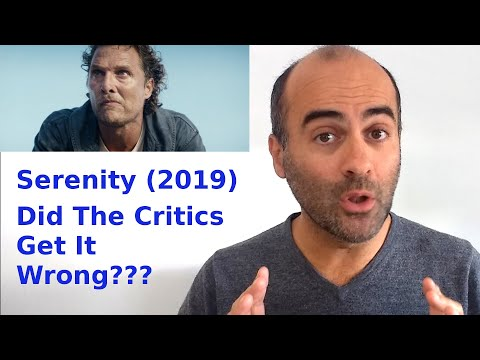Serenity (2019) Review: Did The Critics Get It Wrong?